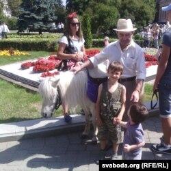 Дзед і ўнукі Церашковы