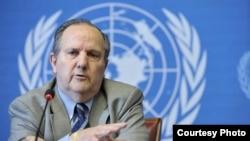 UN Special Rapporteur on Torture Juan Mendez