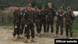 Militari moldoveni în Kosovo