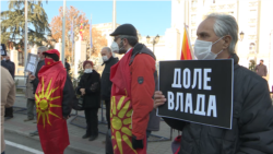 Protest i blokade u Severnoj Makedoniji zbog izjave Zorana Zaeva