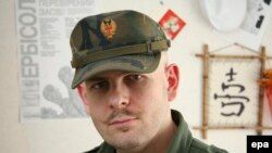 Журналист Олесь Бузина. 16 мая 2008 года.