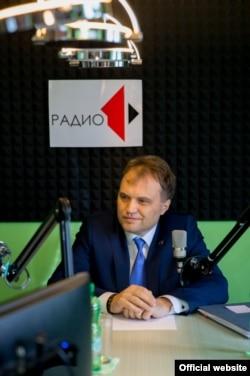 Evgheny Şevciuk, la Radio1