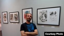 Дарко Богданов, уметник, илустратор и стрип автор