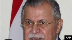 این دومین بار است که رییس جمهوری عراق به بازداشت یک ایرانی واکنش نشان می دهد.
