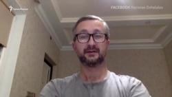 Наріман Джелял розповів подробиці затримання на «Чонгарі» (відео)