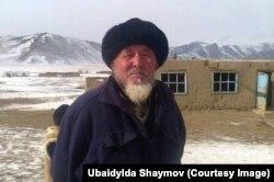 Баш-Күмбөз айлынын ардагер мугалими Абдилаат Ибраев