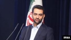 محمدجواد آذری جهرمی، وزیر ارتباطات ایران
