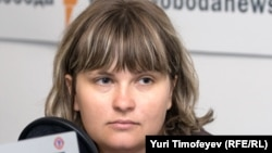 Yelena Milashina has been honored by rights organizations for her work