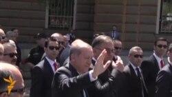 20 05 2015 Ердоган во Босна, протести во Косово и Грузија