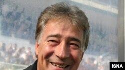 ناصر حجازی، دروازهبان پیشین تیم ملی ایران و یکی از محبوبترین بازیکنان تاریخ فوتبال ایران