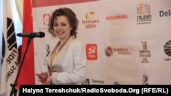 Чемпіонка світу з шахів Марія Музичук