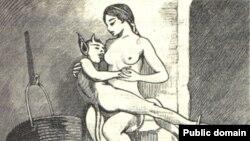 Колдовство двухсотлетней давности признали обыкновенным сексуальным скандалом