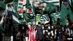 """""""Самые ярые националисты почти всегда являются носителямигена, не характерного для их любимой этнической группы"""", - отмечает Мурат (имя изменено по просьбе собеседника)"""