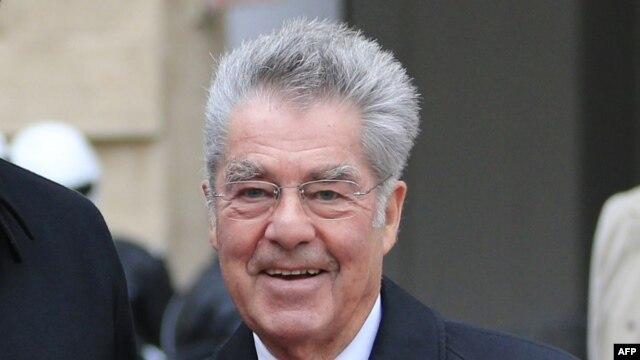 Austrian President Heinz Fischer