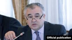 Кыргызский политик Омурбек Текебаев, бывший спикер парламента, депутат нескольких созывов.