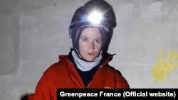 Активисты Greenpeace на АЭС Крюа во Франции, 28 ноября 2017
