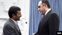Elmar Məmmədyarovun İran prezidenti Mahmud Əhmədinejadla görüşü gözlənilir