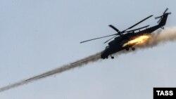 Mi-35 helikopteri