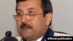 Rashid Qodirov is the former prosecutor-general of Uzbekistan. (file photo)