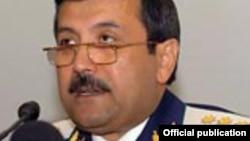 Екс-генпрокурор Узбекистану Рашид Кадиров