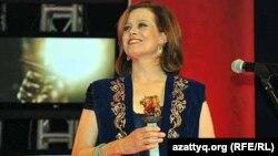 Сигурни Уивер, американская актриса, на церемонии награждения кинофестиваля «Евразия». Иллюстративное фото.