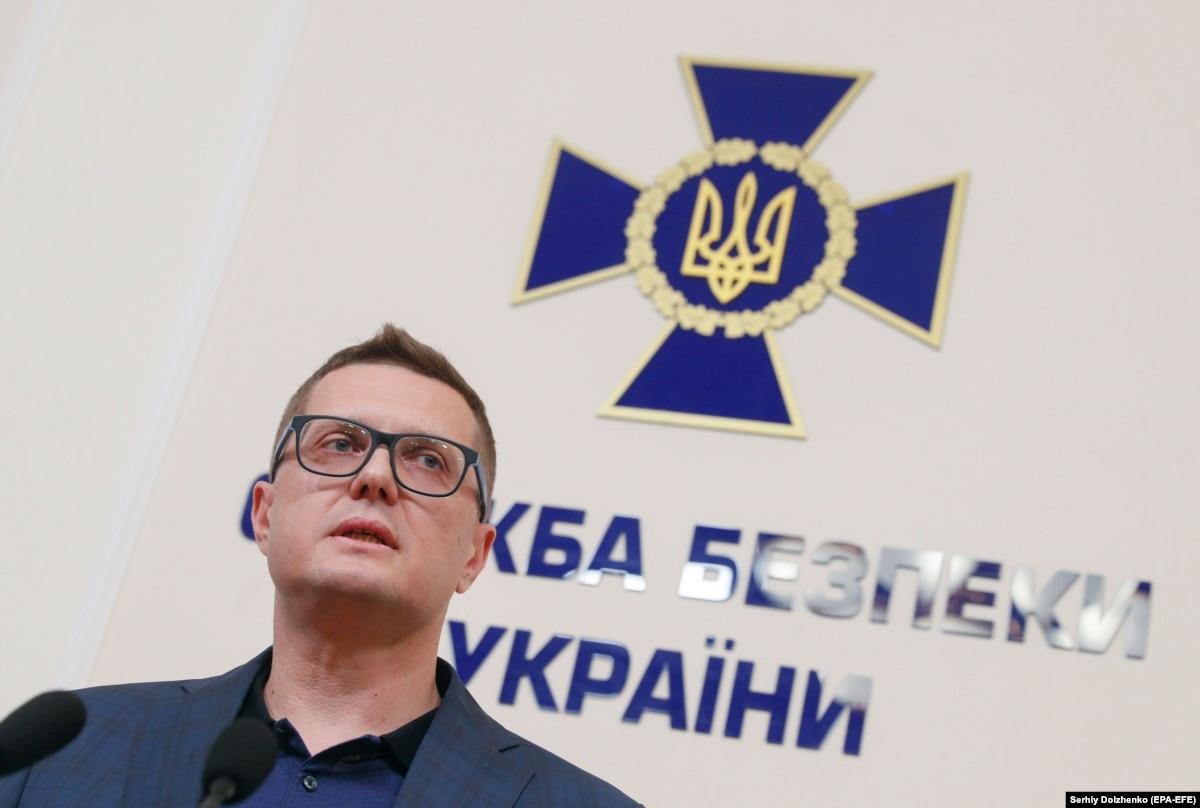 СБУ 3 июля сообщит ЦИК относительно пребывания в Украине Клюева, Кузьмина и Шария