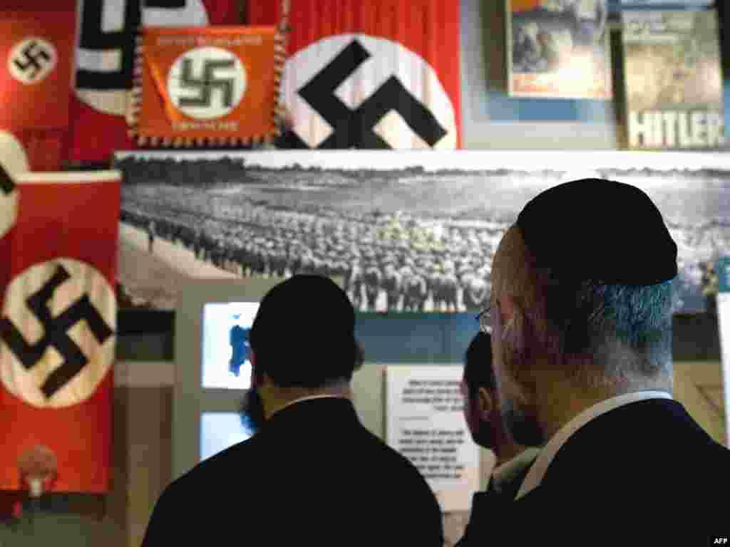 Вчера во всем мире отмечался День памяти жертв Холокоста