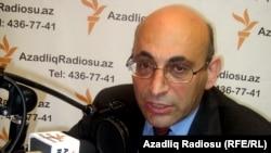 Чоловік азербайджанської правозахисниці Аріф Юнус
