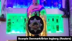 Пляшка горілки Russo Baltique