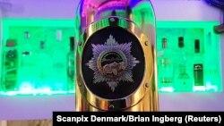 Shishja e vjedhur në Danimarkë
