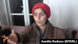 Нелли Григорян, мать солдата Андраника Григорянка