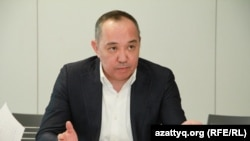 Рустам Журсунов.