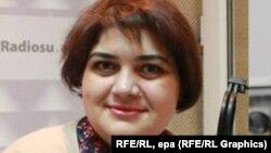 Хадиджа Исмаилова, журналист Азербайджанской редакции Азаттыка.