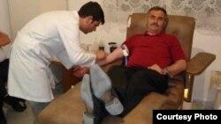 Стружани донираат крв во болницата во Подградец по автобуската несреќа во Албанија во која загинаа 13 студенти.