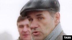 Генеральний конструктор ракети «Булава» Юрій Соломонов (архівне фото, 1997 р.)