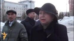 """""""Күк бүре"""" чарасында Әнүзә Юмагулова чыгышы"""