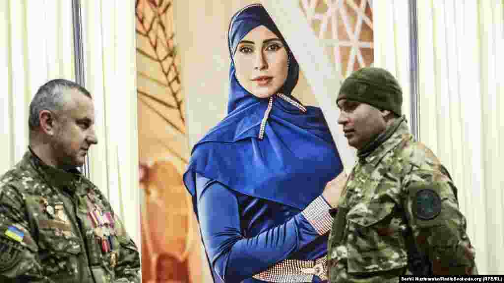 Аміна була нагороджена орденом «Народний Герой України»