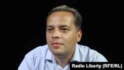 """Лидер партии """"Демократический выбор"""" Владимир Милов"""