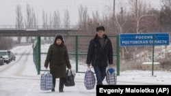 Кордон із Росією перетнуло на 800 тисяч українців менше (7 млн осіб), повідомили у прикордонній службі