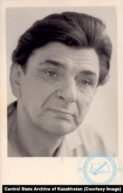 Юрий Домбровский, фото предоставлено Центральным госархивом Казахстана