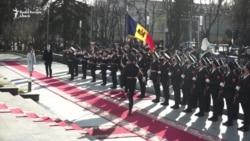 Vizita președintelui Klaus Iohannis la Chișinău