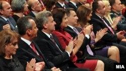 Свечена академија по повод 8 Септември - Денот на независноста на Република Македонија.