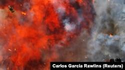 Sukobi u Karakasu, prestonici Venecuele