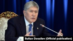 At an annual press conference in Bishkek on December 1, Almazbek Atambaev said Kyrgyzstan has to rely on its own armed forces without any foreign military bases on its territory.