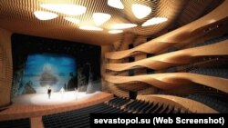 Проєкт театру опери та балету в Севастополі від компанії Coop Himmelb(l)au