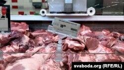 Беларуская мясная прадукцыя