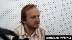 Петр Кокайсл, Бишкек, 16 сентября 2013 года.