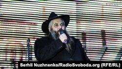 Головний рабин України Моше Реувен Азман