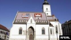 Crkva svetog Marka u Zagrebu, foto: zoomzg