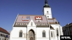 Crka Svetog Marka u Zagrebu, ilustrativna fotografija: zoomzg
